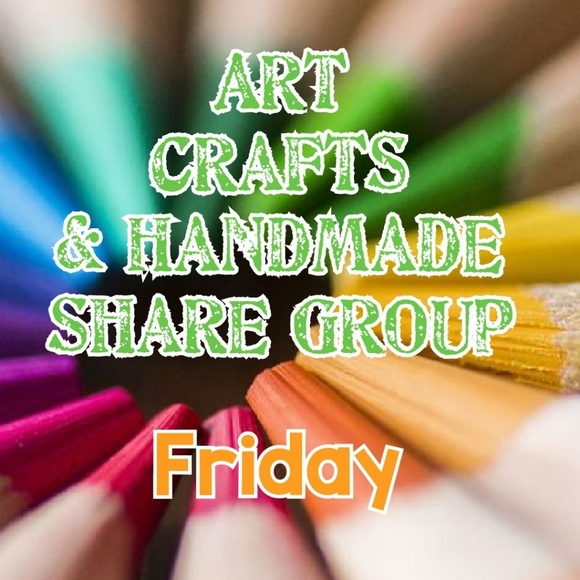 6/11 ARTS, CRAFTS AND HANDMADE SHARE GROUP